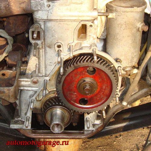 ГАЗелей двигатель ЗМЗ-402