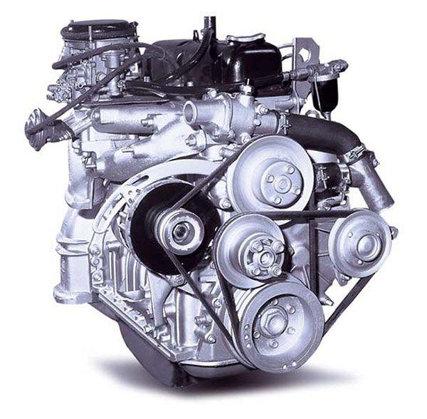 Извлекаем двигатель: