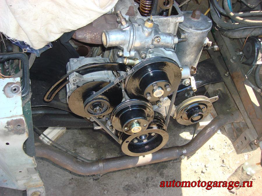 Как перебрать 402 двигатель своими руками 4