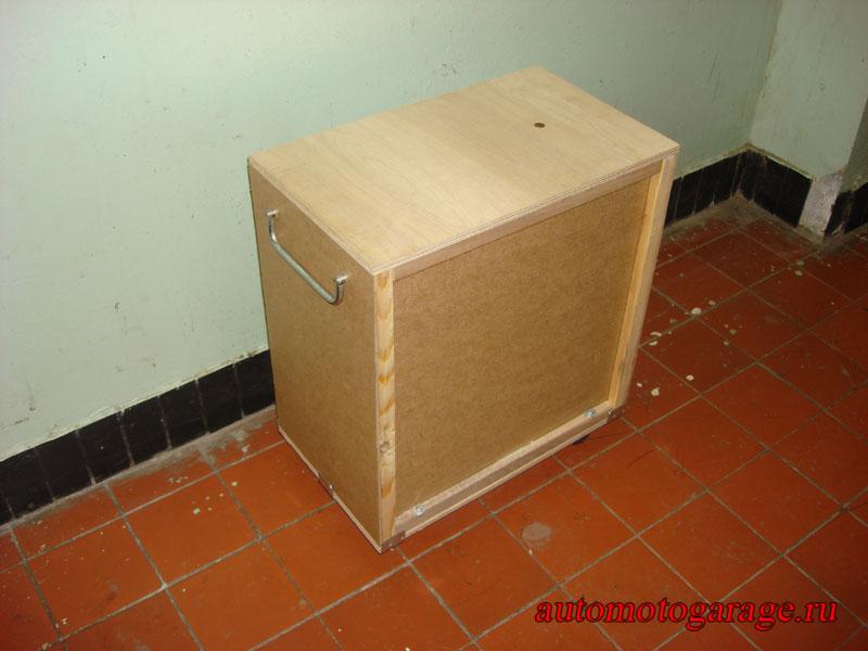 Короб для компрессора